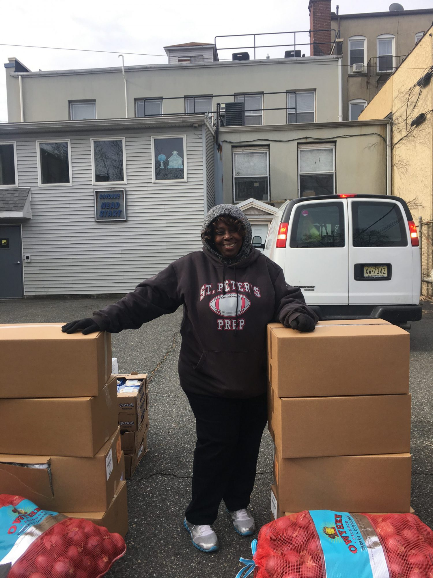Working for Change: Hunger-Free Bayonne