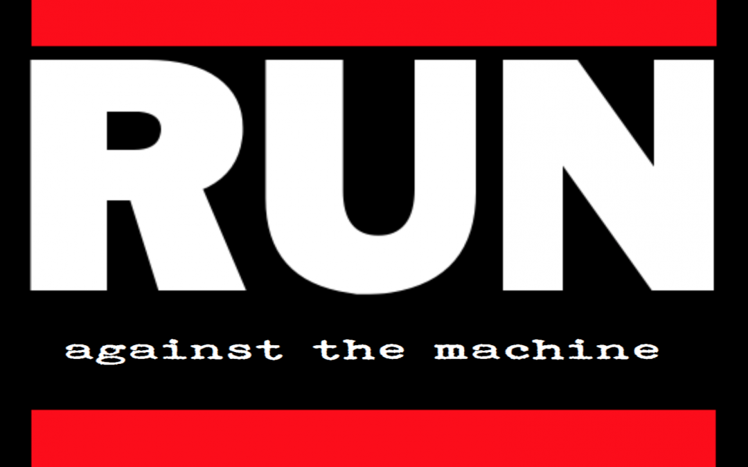 RUN AGAINST THE MACHINE Quesada and Mahmoud for General Assembly in New Jersey's 32nd  District.